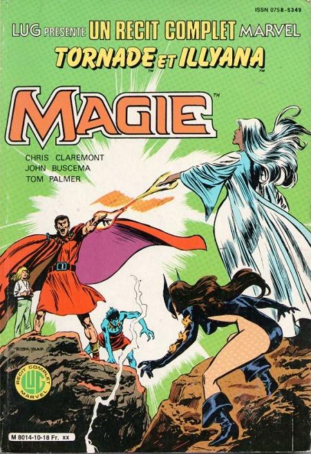 Avec un corolaire… © Marvel Comics / Lug