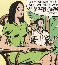 Gabrielle: les traumatismes des camps de la mort… © Marvel Comics