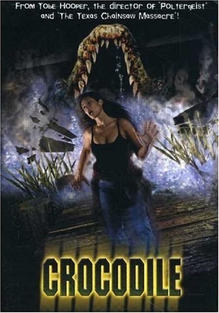 Et v'là qu'ça r'commence : un crocodile africain en Amérique… © Pinnacle