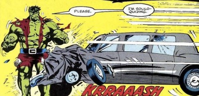 (C) Marvel Comics