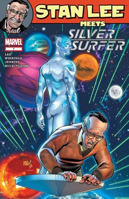 Un peu plus près des étoiles (C) Marvel Comics