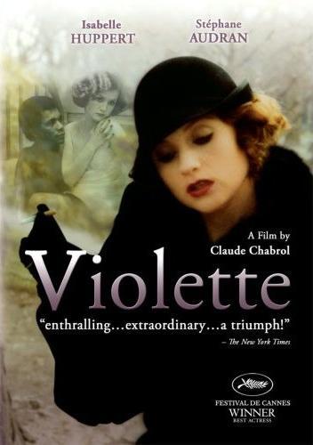 Violette sous les traits d'Isabelle Huppert  (C) René Chateau Vidéo