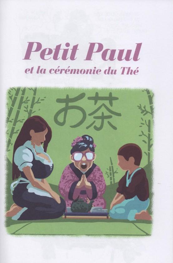 Petit Paul joue à Martine (C) Glénat