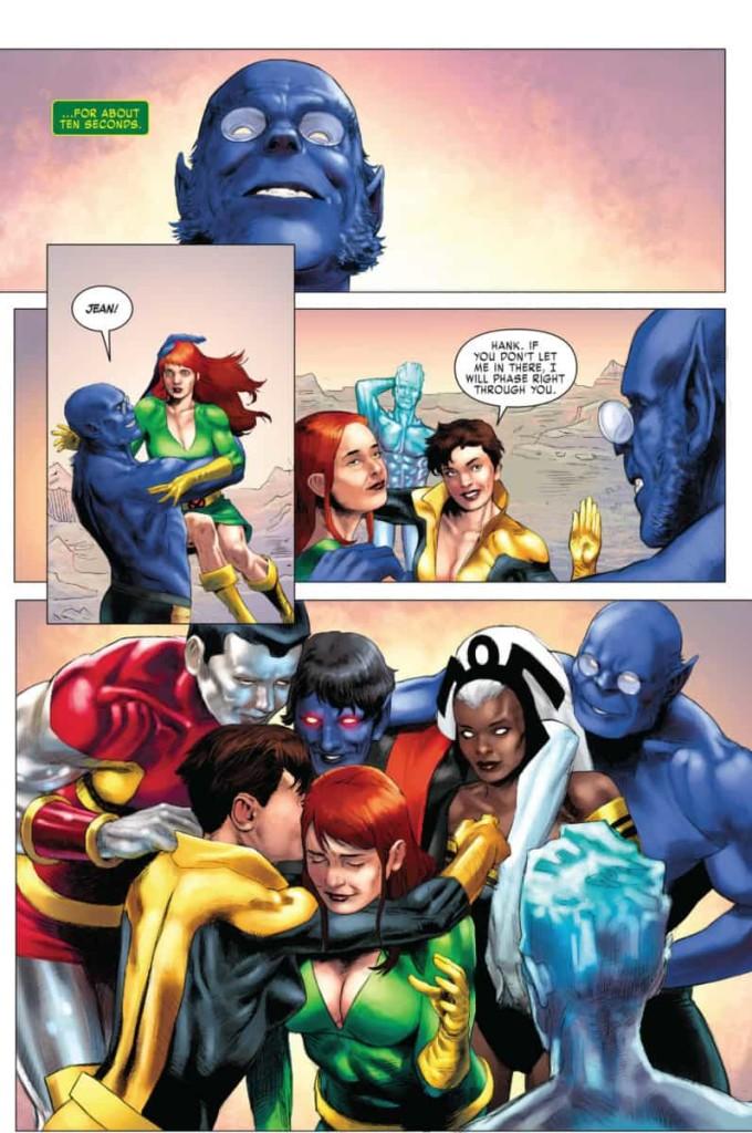 Une franchise qui essaie de se réconcilier avec elle-même. (C) Marvel Comics