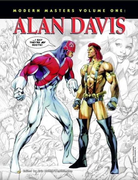 Davis les rend marteau!  Alan Davis
