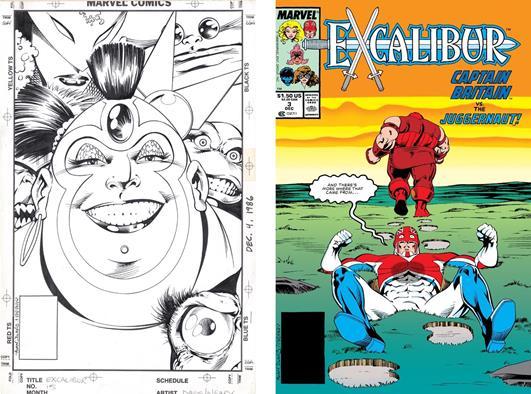 Le sens du sourire et du comique   Marvel Comics