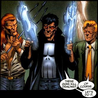 Non, sérieux, rigolez pas! © Marvel Comics.N