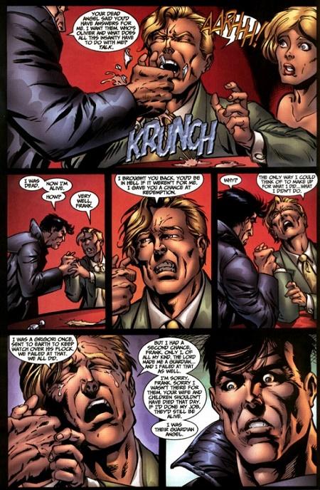 Bernie! Où es-tu??? © Marvel Comics.