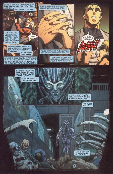 Ça? du PUNISHER? © Marvel Comics.