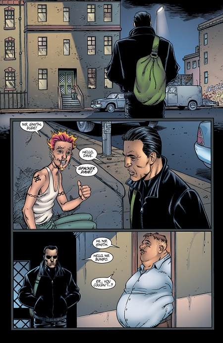 Après WAR JOURNAL: LE JOURNAL D'UN FRANK… © Marvel Comics.