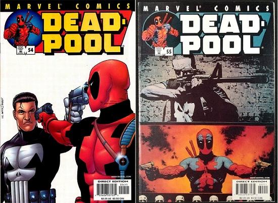 Une guest-star de choix pour la série DEADPOOL: le PUNISHER MARVEL KNIGHTS! © Marvel Comics.