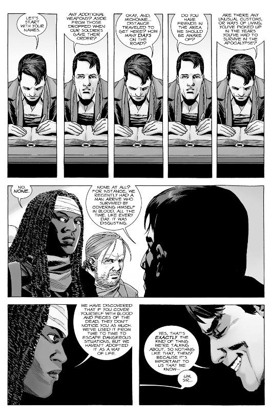 Recensement  © Image Comics / Delcourt