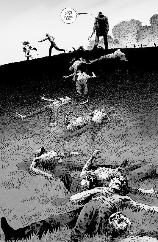 Il reste des zombies.  © Image Comics / Delcourt