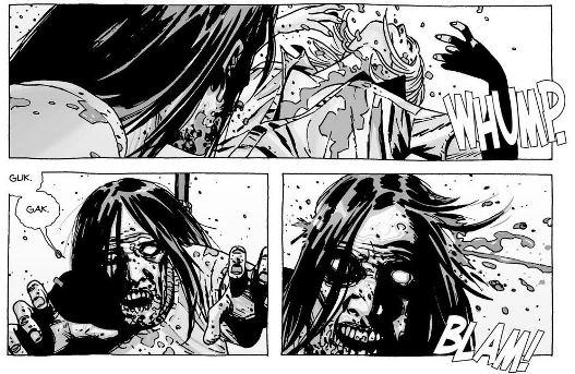 Une image de zombie pour faire bonne mesure