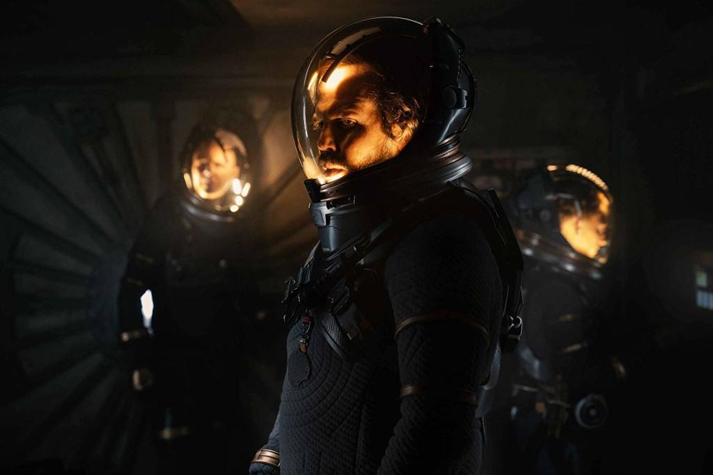 C'est un peu les mêmes scaphandres que dans Prometheus, non ? www.imdb.com/title/tt6903284/mediaviewer/rm1701803776