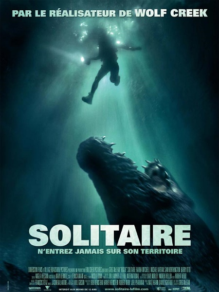 Les Dents de la Mer la Rivière ! © Dimension Films & Village Roadshow Pictures