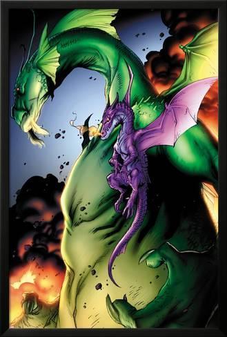 Alors qui c'est le plus bad-ass? ©Marvel comics