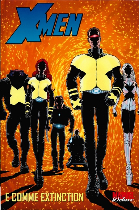 La révolution est en marche! © Marvel Comics