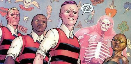 Un vent de révolte à l'Institut Xavier! © Marvel Comics