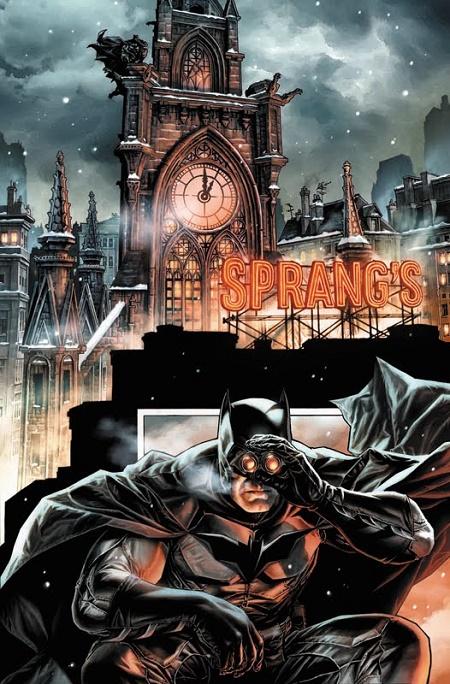 Connoté Dickens, à mort! © DC Comics