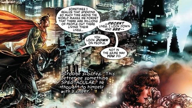 Gotham By Night © DC Comics