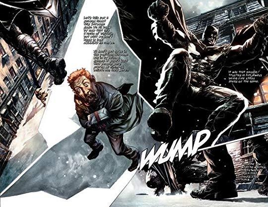 Regardez-bien, c'est quand même de la BD, et de la bonne ! © DC Comics