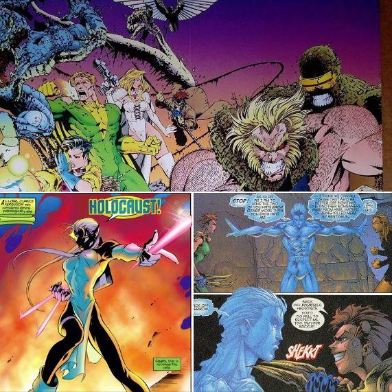 Un teamup entre Banshee et Sabretooth, Blink, Iceberg aux prises avec Cecilia Reyes qui déteste les Xmen et la jeune terroriste Marrow : le run de Lobdell fait la part belle aux outsiders !