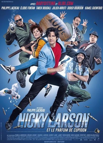 et enfin une version définitive? ©2019-Sony-Les films du 24 Source:https://adala-news.fr/wp-content/uploads/2018/12/Nicky-Larson-et-le-Parfum-de-Cupidon-de-Philippe-Lacheau-affiche.jpg