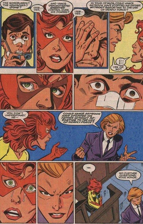 Les héros adolescents perdent aux jeux des adultes. ©Marvel comics