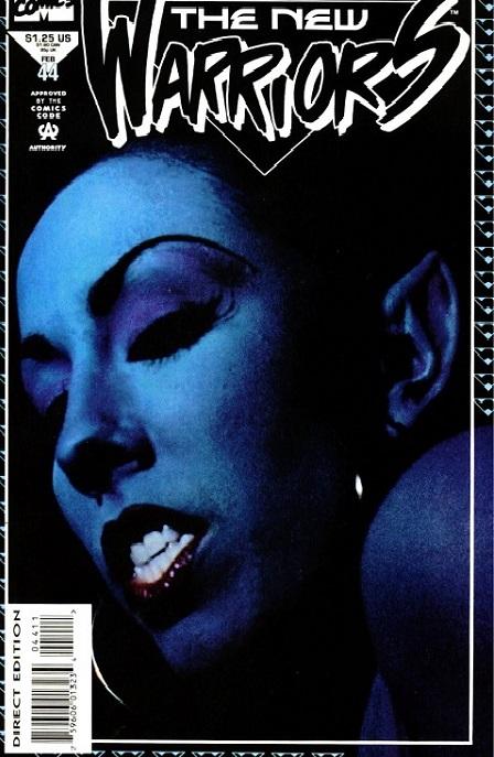une couverture particulière pour témoigner de la métamorphose de la série. ©Marvel comics