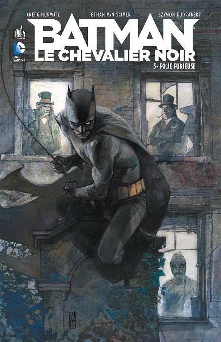 Changement de dessinateur(s), mais installation durable d'un scénariste. © DC Comics