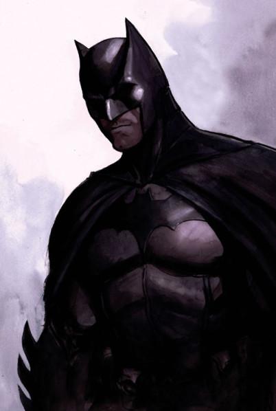 L'aigle noir de Gotham