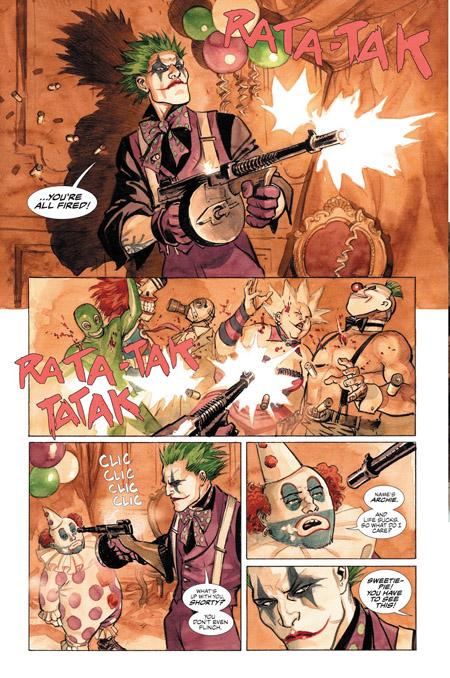 Gestion des ressources humaines par le Joker