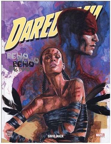 Regardez bien Daredevil sur les couvertures car… © Marvel Comics