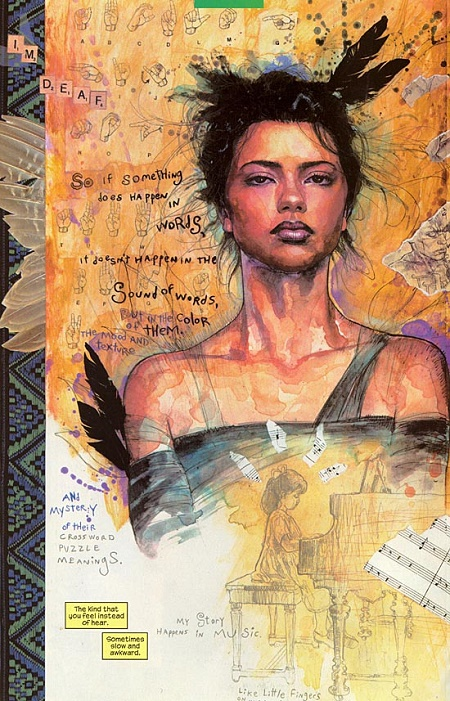 Maya Lopez: Echo, c'est elle. © Marvel Comics