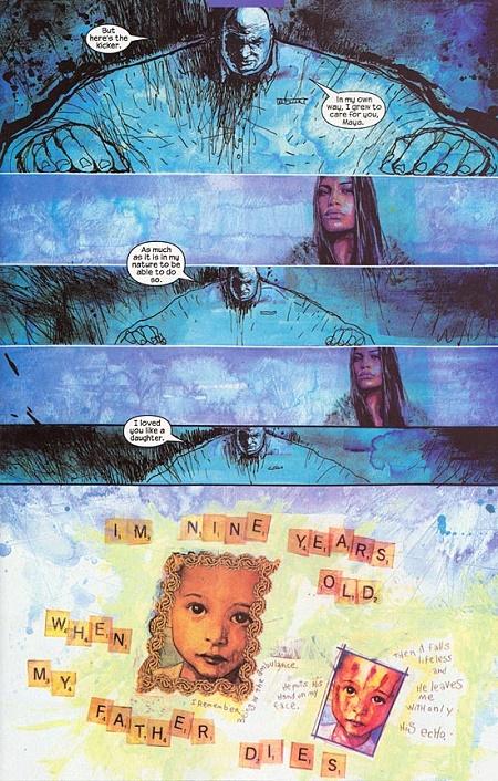 L'écho et le silence... © Marvel Comics