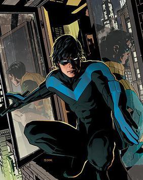 Du sidekick au héros ©DC Comics