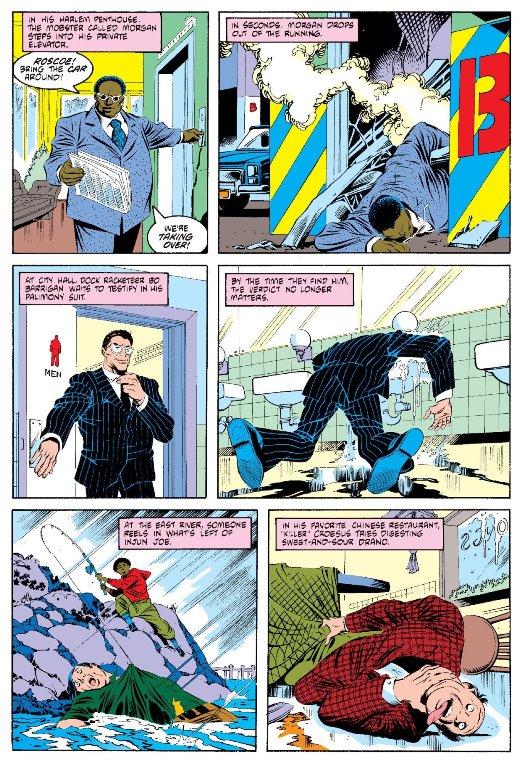 Nettoyage par le vide  © Marvel