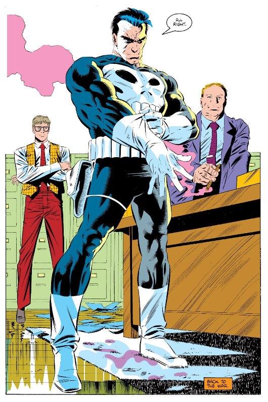 Apte au boulot !  © Marvel Comics