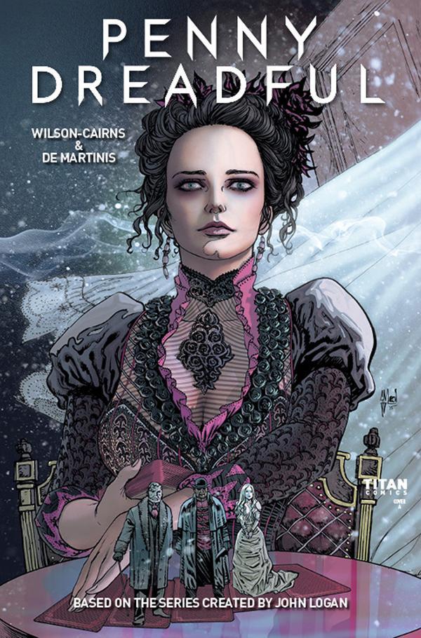 L'adaptation comics : pour une fois c'est logique ! (c) TItan Comics