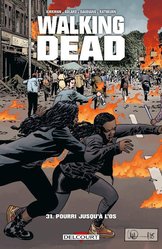 Déjà une émeute !  © Image Comics / Delcourt t