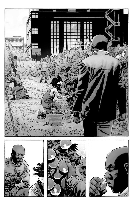 Agriculture et commerce  © Image Comics / Delcourt