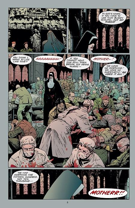 Elle avait pourtant tout d'une sainte! © DC Comics/Vertigo
