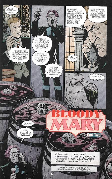 Le Cuveur nous assure que sa cuvée a du corps. On veut bien le croire! © DC Comics/Vertigo