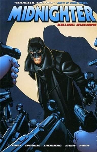 Est-ce une chauve-souris ? Est-ce Batman ??? Non, c'est Midnighter ! © Image Comics