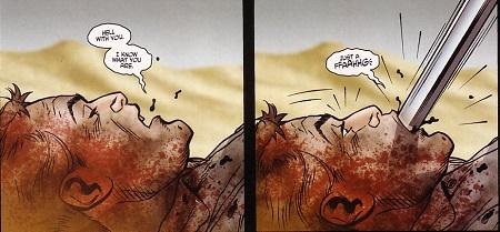 Des méthodes de persuasion simples et efficaces… © Image Comics