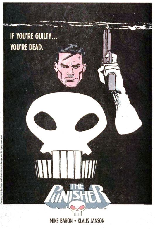 T'es coupable, t'es mort. © Marvel