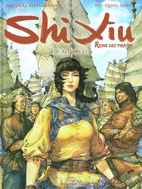 Shi Xiu, une femme qui dirige des hommes ©Editions Fei