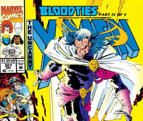 Hey, Exodus, il est cool, ton costume, mais ça manque de poches!  (c) Marvel Comics