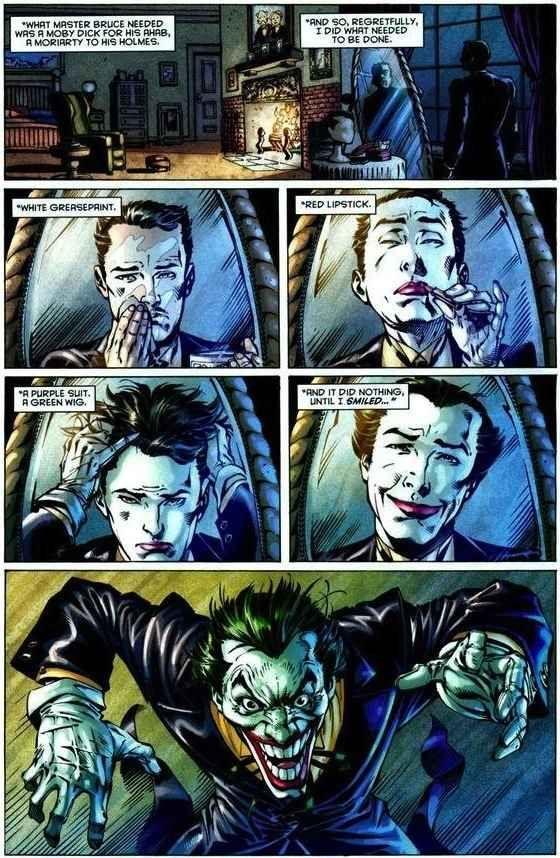 Strange Spécial Origines : Le Joker, c'est Alfred !  ©DC Comics / Urban Comics